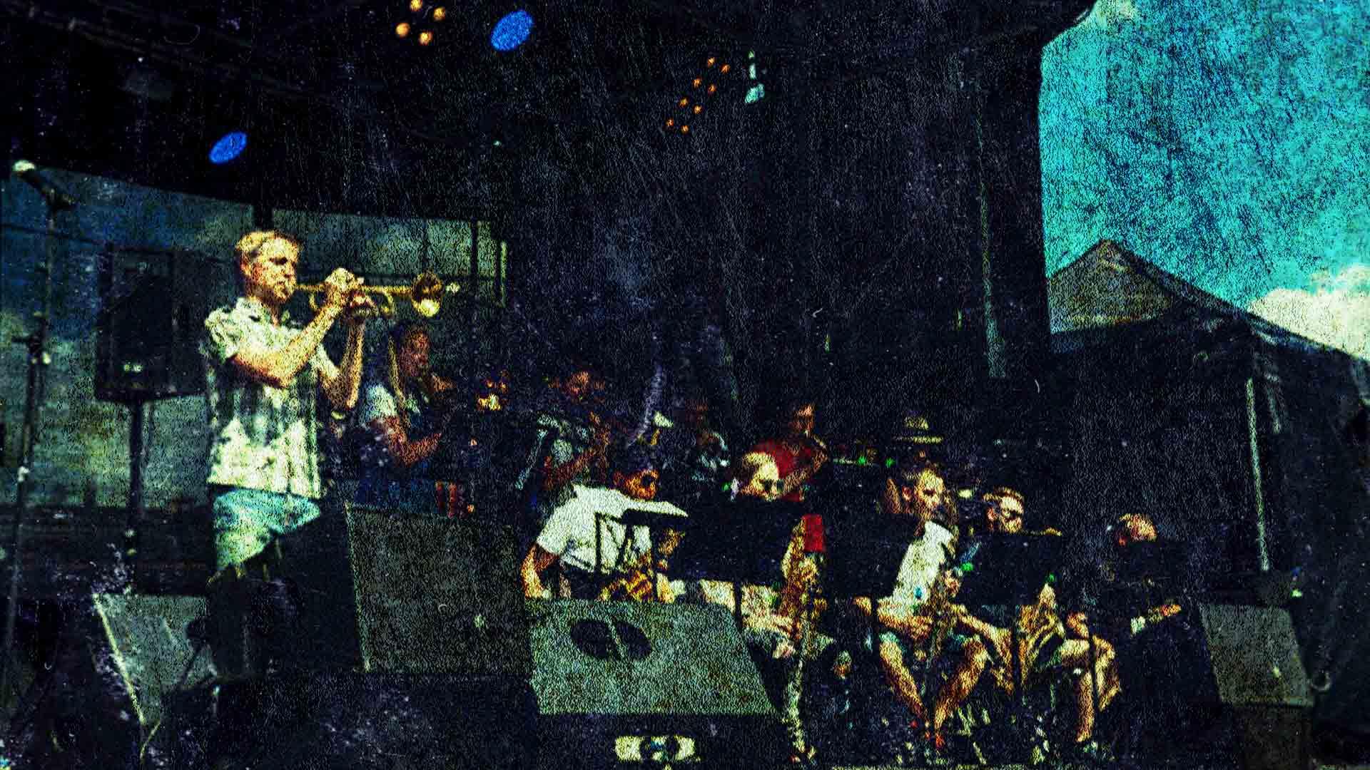 Storbandet Jazza'