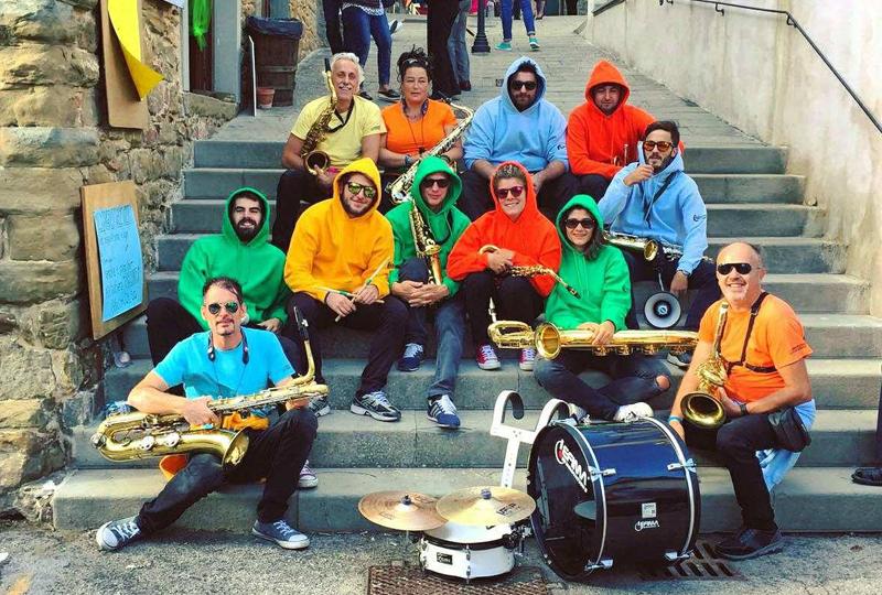 New Generation Street Band